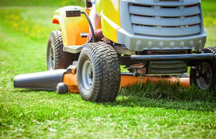 End of lease Lawn Mowing Melbourne